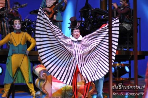 Cirque du Soleil: Saltimbanco  - Zdjęcie nr 4