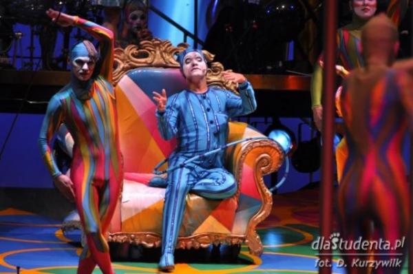 Cirque du Soleil: Saltimbanco  - Zdjęcie nr 3