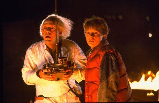 17. Powrót do przyszłości (1985), reż. Robert Zemeckis