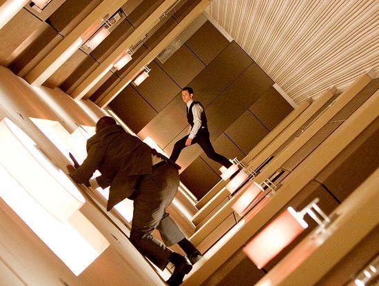 10. Incepcja (2010), reż. Christopher Nolan