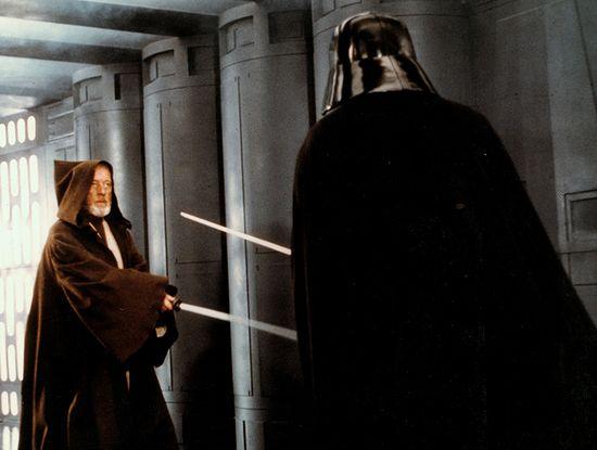 6. Gwiezdne wojny: Część IV - Nowa Nadzieja (1977), reż. George Lucas