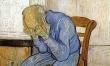 """""""Stary człowiek w żalu"""" Vincent van Gogh"""