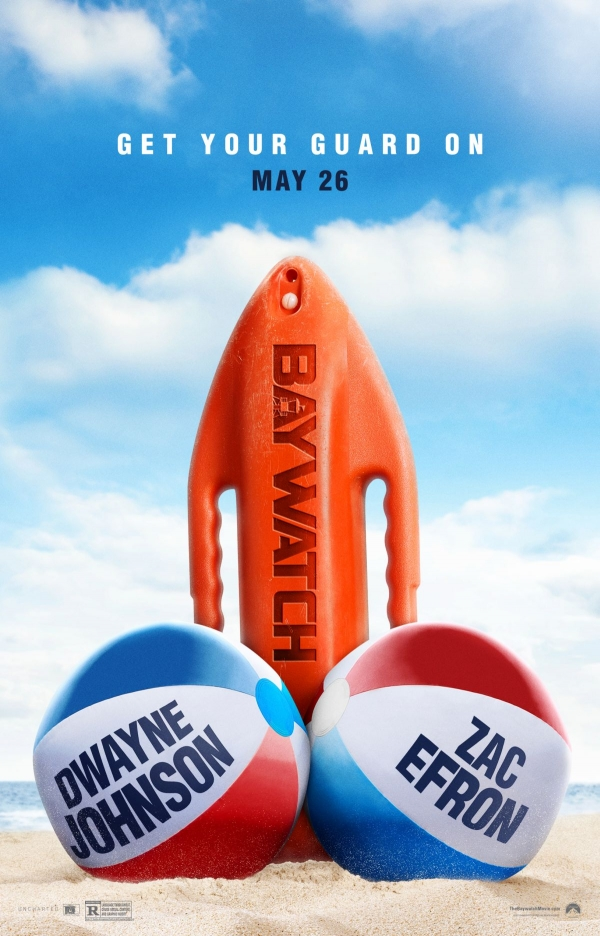 Baywatch. Słoneczny patrol - plakaty z filmu  - Zdjęcie nr 4