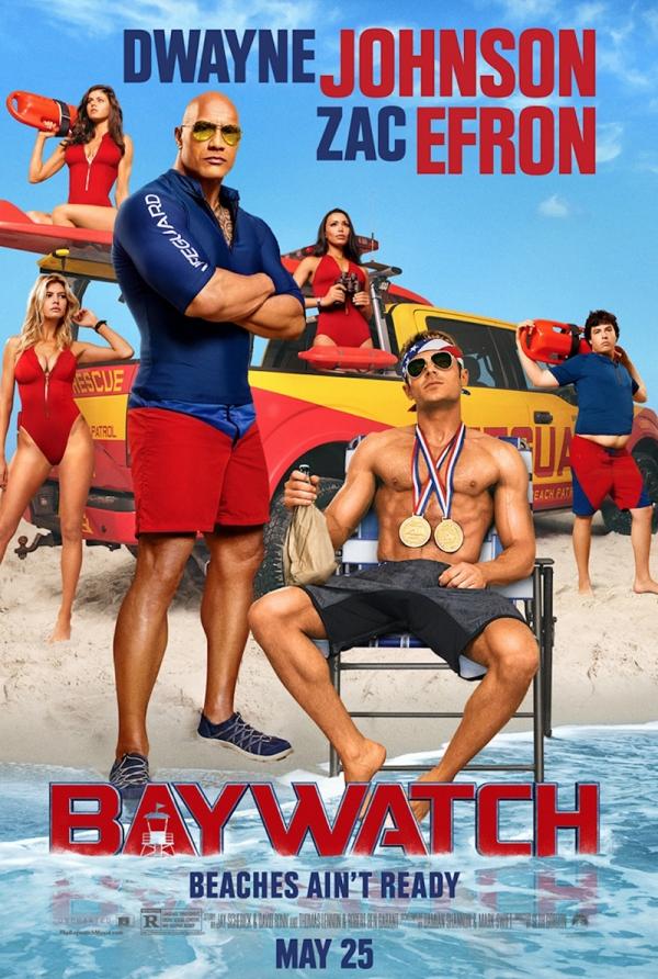 Baywatch. Słoneczny patrol - plakaty z filmu  - Zdjęcie nr 3