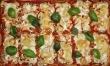 Pizza margarita ma przypominać włoską flagę dzięki dodatkom- zielonej bazylii, białej mozzarelli i czerwonym pomidorom