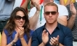 Kolarz sir Chris Hoy z żoną