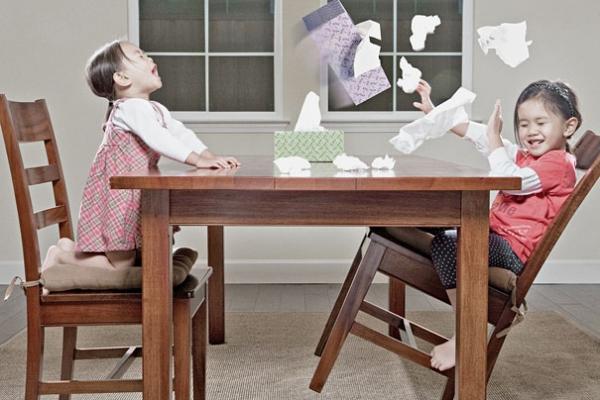 Pomysłowe zdjęcia dzieci  - Zdjęcie nr 2