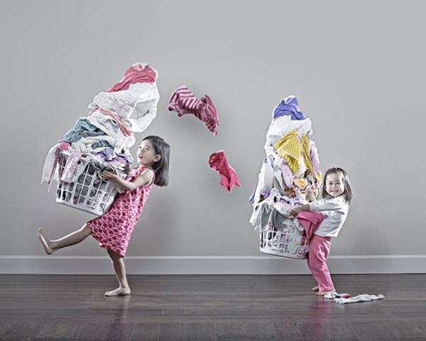 Pomysłowe zdjęcia dzieci  - Zdjęcie nr 5