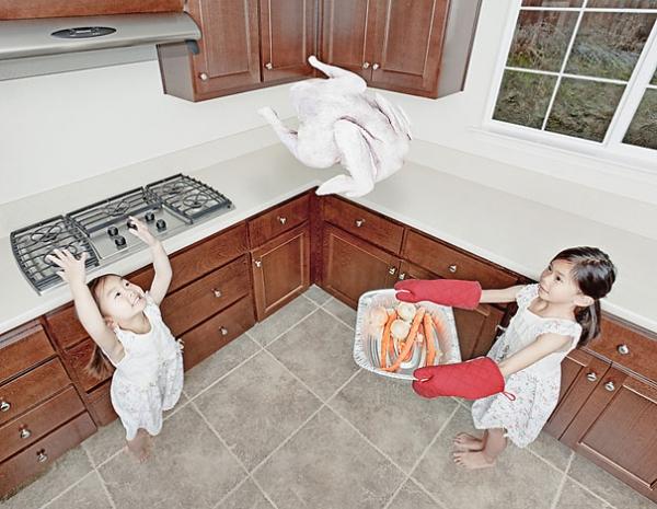 Pomysłowe zdjęcia dzieci  - Zdjęcie nr 8