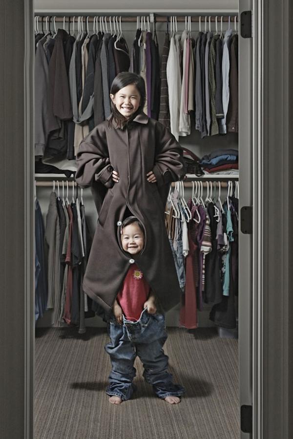 Pomysłowe zdjęcia dzieci  - Zdjęcie nr 19