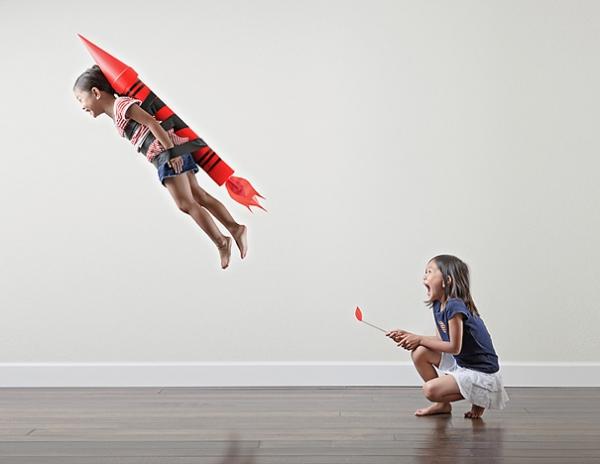 Pomysłowe zdjęcia dzieci  - Zdjęcie nr 21