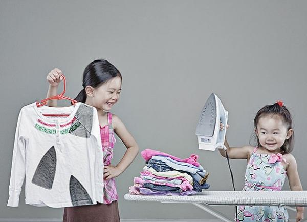 Pomysłowe zdjęcia dzieci  - Zdjęcie nr 25