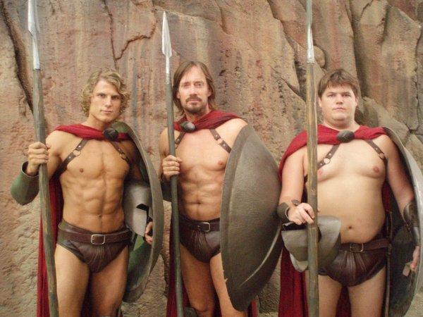 Poznaj moich Spartan (2008)