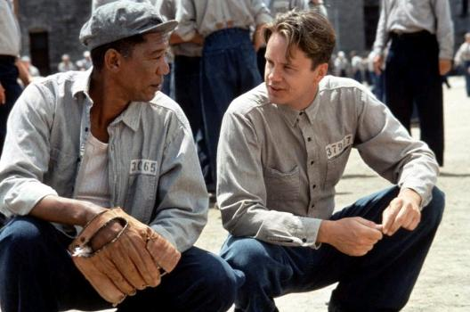 a study of the movie the shawshank redemption Different seasons by stephen king - rita hayworth and the shawshank redemption, part 1 summary and analysis.