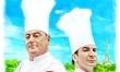 Faceci od kuchni - polski plakat