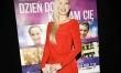 Barbara Kurdej-Szatan na premierze Dzień dobry, kocham cię  - Zdjęcie nr 2