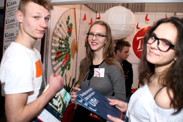 XXI Łódzkie Targi Edukacyjne - zdjęcie nr 3