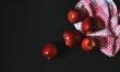 Barszcz z jabłkiem i żurawiną