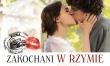 Zakochani w Rzymie - polski plakat