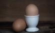 Nieświeże jajko