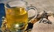 Peeling z zielonej herbaty