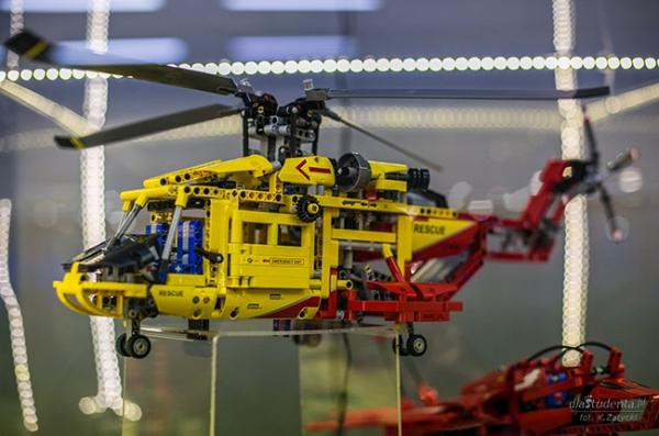 Wystawa budowli z klocków Lego  - Zdjęcie nr 4
