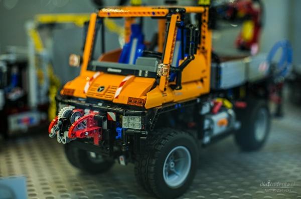 Wystawa budowli z klocków Lego  - Zdjęcie nr 5