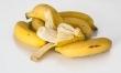 Bananowa maska na stopy
