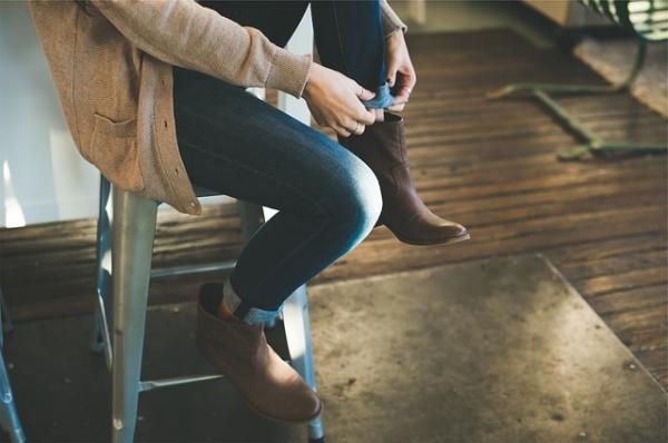 Obejrzyj dokładnie obuwie
