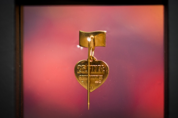 11. edycja Złotych Serduszek – 16. Finał WOŚP - styczeń 2008