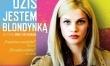 Dziś jestem blondynką - polski plakat