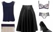 Skórzana spódnica w trzech odsłonach  - Zdjęcie nr 2