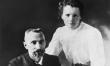 Maria Skłodowska-Curie i Piotr Curie