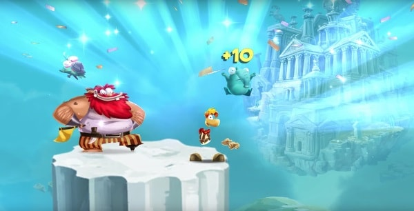 Rayman Adventures - gra na androida bez Internetu