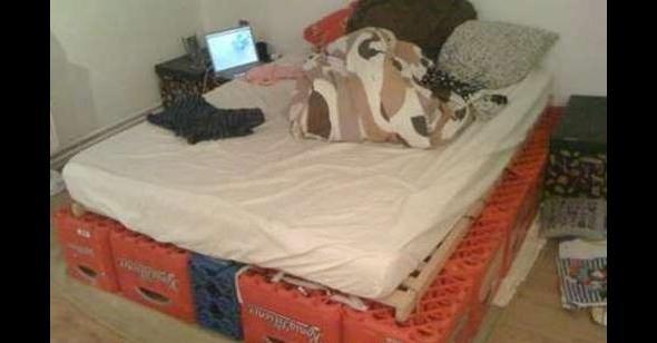 Pomysł na łóżko to nie tylko wygodny materac