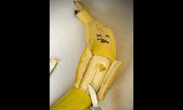 To nie jest zwykły banan