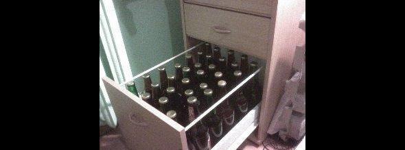 Dobrze zagospodarowane szuflady