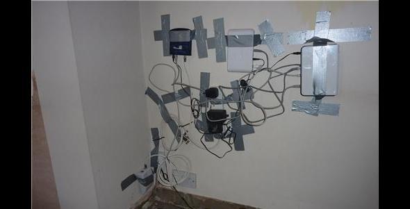 Odłącz ten biały kabel