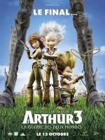 Artur i Minimki 3: Dwa światy
