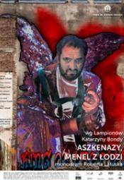Aszkenazy, menel z Łodzi