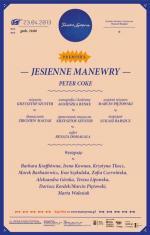 Jesienne manewry