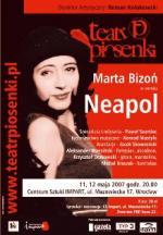 NEAPOL - recital Marty Bizoń
