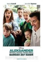 Aleksander – okropny, straszny, niezbyt dobry, bardzo zły dzień