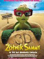 Żółwik Sammy 3D