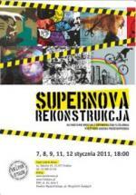 Supernova - rekonstrukcja