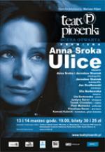 Ulice - recital Anny Sroki