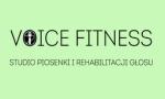 Logo: VOICE FITNESS Studio Piosenki i Rehabilitacji Głosu - Wrocław
