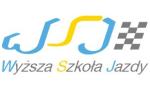 Logo: Wyższa Szkoła Jazdy