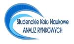 Studenckie Koło Naukowe Analiz Rynkowych