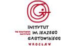 Logo: INSTYTUT IM. JERZEGO GROTOWSKIEGO - Wrocław
